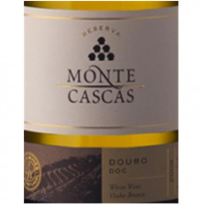 Monte Cascas Douro Reserve White 2017