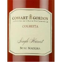 Cossart Gordon Bual Single Harvest 2008