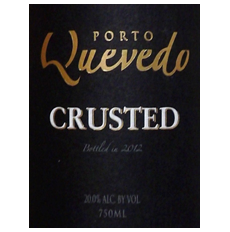 Quevedo Crusted Porto