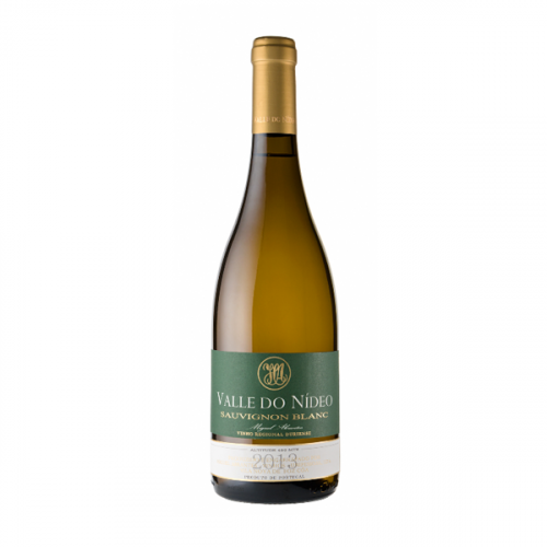 Valle do Nídeo Sauvignon Blanc Blanco 2018