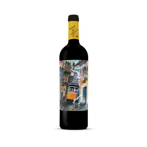 Magnum Vidigal Porta 6 Red 2019