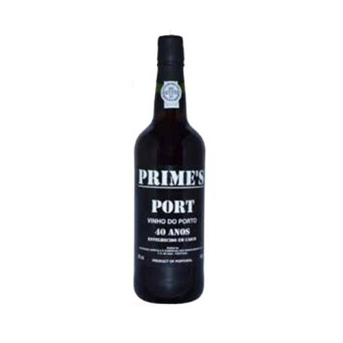 Primes 40 years old Tawny Port