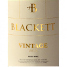 Blackett Vintage Port 2013