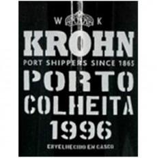 Krohn Colheita Portoo 1996
