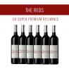 Los Tintos - una selección de 6x vinos Super Premium