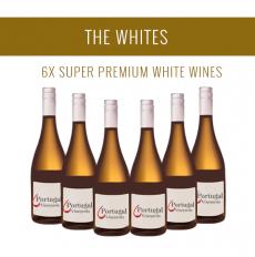 Les Blancs - Une sélection de 6x vins Super Premium