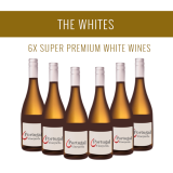 I Vini Bianchi - Una selezione di 6x vini Super Premium