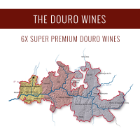The Douro - A selection of 6x Super Premium wines