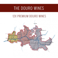 The Douro - A selection of 12x Premium wines
