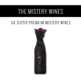 The Mistery wines - A selection of 6x Super Premium wines