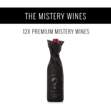 The Mistery wines - A selection of 12x Premium wines