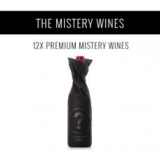 Die geheimnisvollen Weine - Eine Auswahl von 12x Premium-Weinen