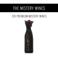 The Mystery wines - A selection of 12x Premium wines