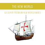 The New World - A selection of 6x Super Premium wines