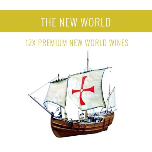 Die Neue Welt - Eine Auswahl von 12x Premium-Weinen