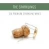 The Sparklings - A selection of 12x Premium wines