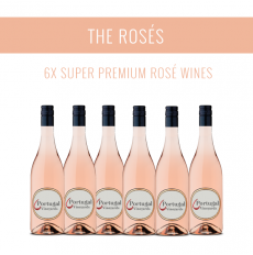The Rosés - A selection of 6x Super Premium wines