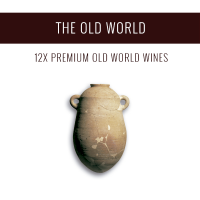 The Old World - A selection of 12x Premium wines
