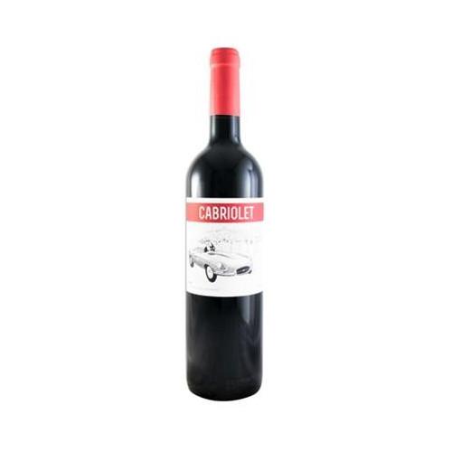 Susana Esteban Cabriolet Red 2017