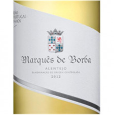 Marques de Borba White 2019