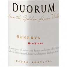 Duorum Reserve Old Vines...