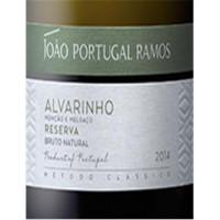 João Portugal Ramos Alvarinho Natural Brut Sparkling 2014