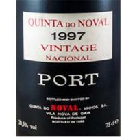 Quinta do Noval Nacional Vintage Port 1997
