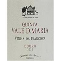 Quinta do Vale Dona Maria Vinha da Francisca Red 2017