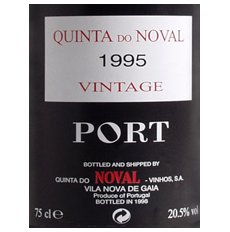 Quinta Do Noval Vintage