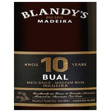 Blandys 10 ans Bual Madeira