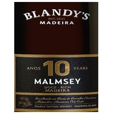 Blandys 10 years Rich...