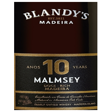 Blandys 10 ans Rich Malmsey...