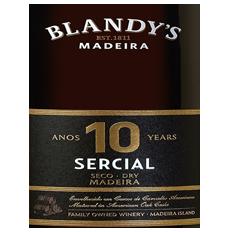 Blandys 10 ans Sercial Madeira