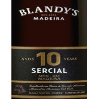 Blandys 10 años Sercial Madeira