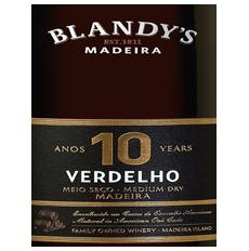 Blandys 10 ans Verdelho...