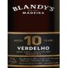 Blandys 10 years Verdelho Madeira