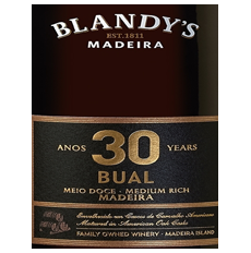 Blandys 30 Anos Bual Madeira