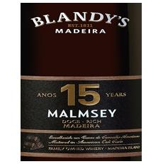 Blandys 15 ans Rich Malmsey...