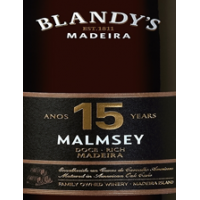 Blandys 15 ans Rich Malmsey Madeira