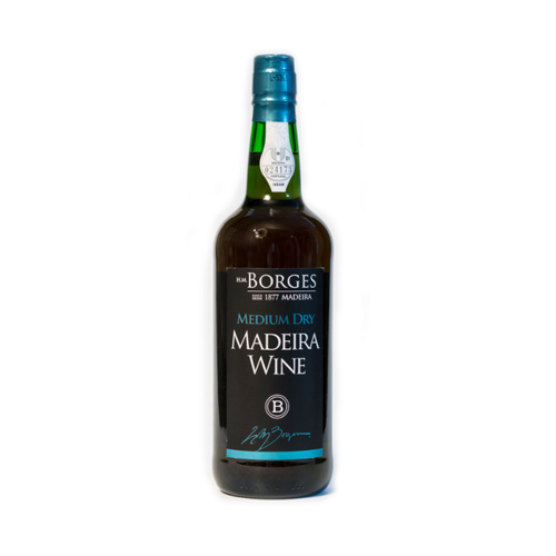 H M Borges 3 years Medium Dry Madeira