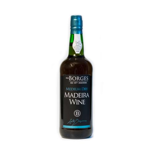 H M Borges 3 anni Medium Dry Madeira