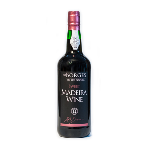 H M Borges 3 ans Full Rich Madeira