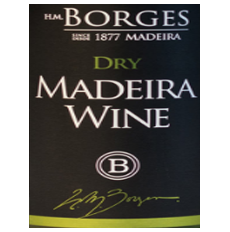 H M Borges 3 años Dry Madeira