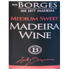 H M Borges 3 years Medium Sweet Madeira