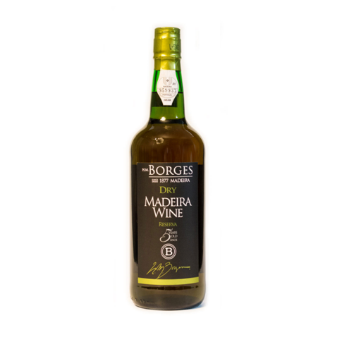 H M Borges Reserva 5 años Dry Madeira