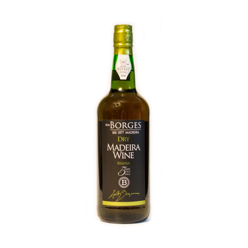 H M Borges Reserva 5 años Dry Madeira