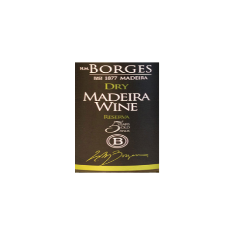 H M Borges Reserve 5 years...