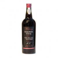 H M Borges Malmsey 10 Anos Madeira