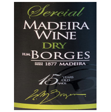 H M Borges Sercial 15 years...