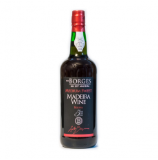 H M Borges Reserve 5 years Medium Sweet Madeira